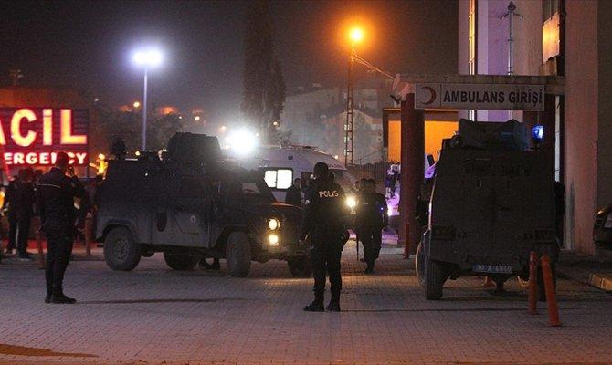 Hakkari'de yaralanan 26 askerden 18'i taburcu edildi