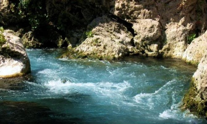 """Göksu Çayı Gaziantep'e """"can suyu"""" olacak"""