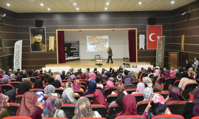 Türkoğlu'nda Kültürel Etkinlikler Devam Ediyor