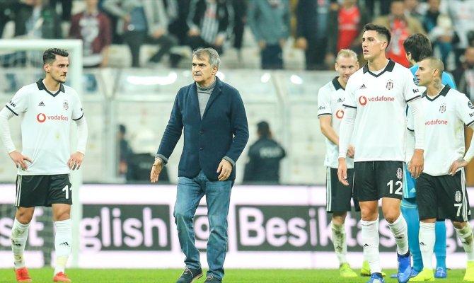 Beşiktaş hırçınlaştı