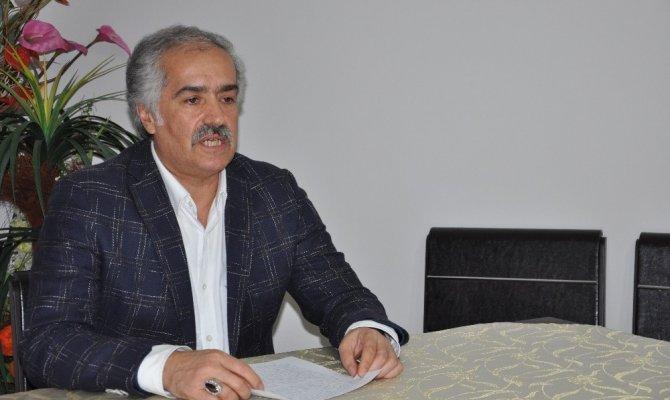 Görevden alınan Elbistan Belediye Başkanı Durmuş Küçük konuştu