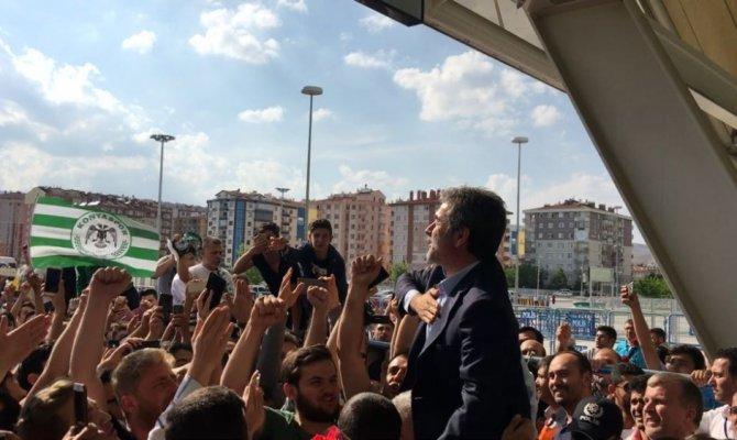 Aykut Kocaman A. Konyaspor ile anlaştı