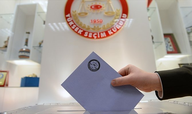 Yerel seçimlerde 36 bin aday halktan oy isteyecek