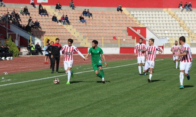 Kahramanmaraşspor'da galibiyet serileri sona erdi