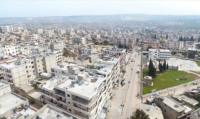 Afrin'de asayişi bozanlara operasyon yapılıyor