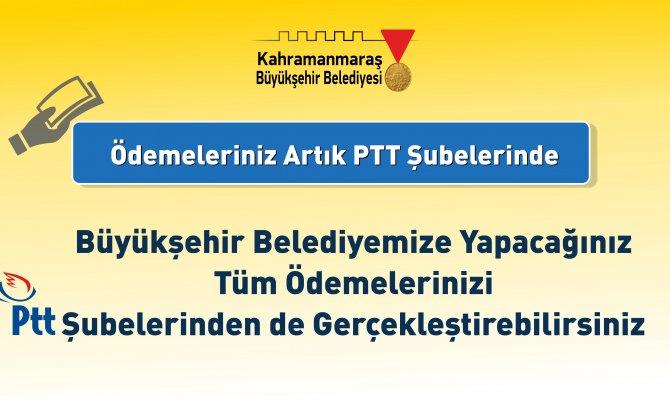 Büyükşehir PTT İle Protokol İmzaladı