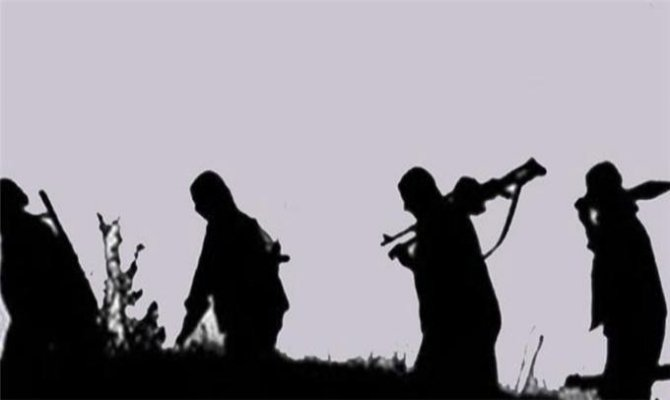 Örgütün çocukları çatışma bölgelerine gönderdiği ortaya çıktı