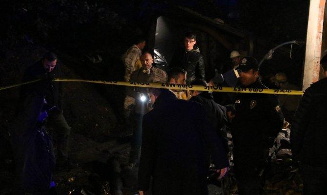 Zonguldak Maden ocağında patlama: 3 işçi...