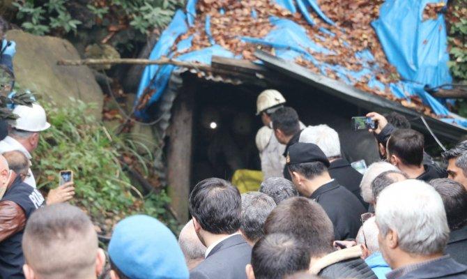 Zonguldak'ta 3 madencinin cansız bedenine ulaşıldı