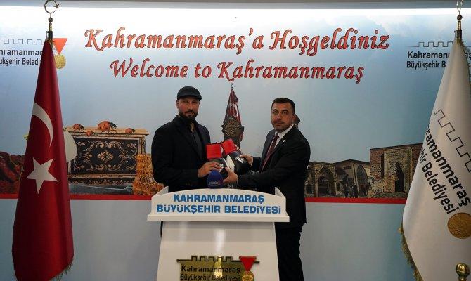 Almanya Boks Şampiyonu Kahramanmaraş'a Geldi