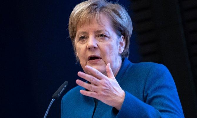 Merkel G20 zirvesinin açılışına katılmadı