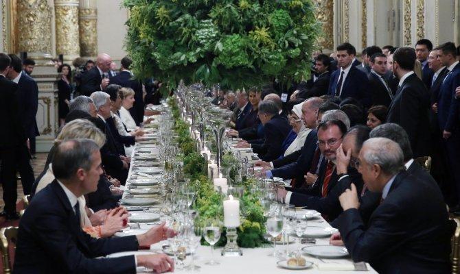 Macron'un vejetaryen menü isteği dikkat çekti