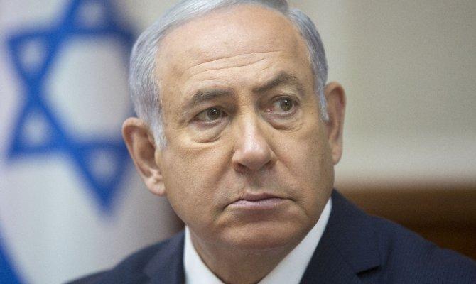 İsrail polisi Netanyahu'nun yargılanmasını istedi