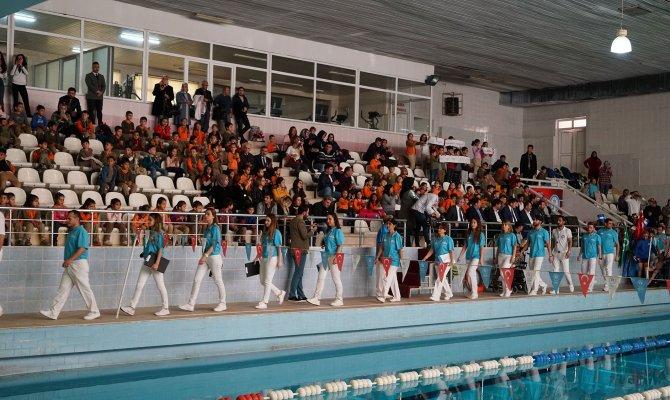 Kahramanmaraş'ta Engelliler Yüzme Şampiyonu Seçildi