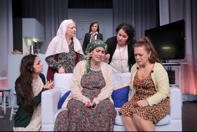 Kadın Sığınağı oyunu Kahramanmaraş'a geliyor