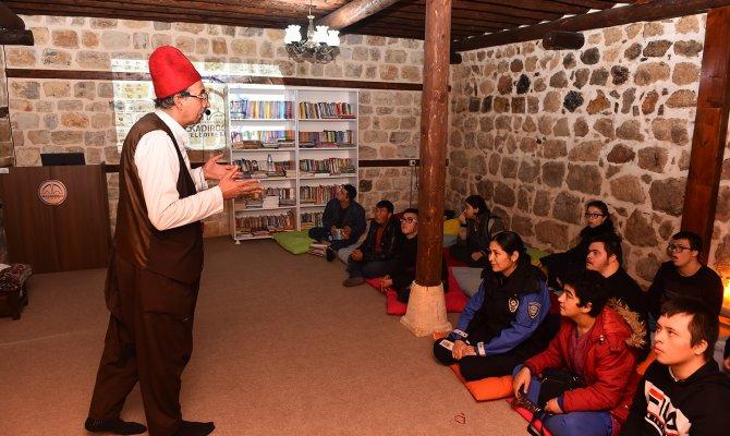 Kültürel Miras Müzesi Otizmli Çocukları ağırladı