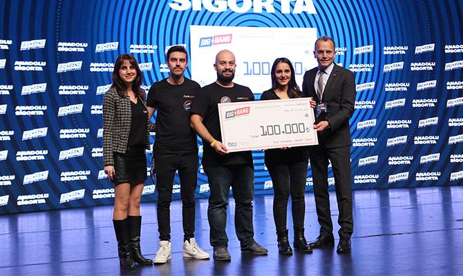 Anadolu sigorta girişimcileri destekliyor