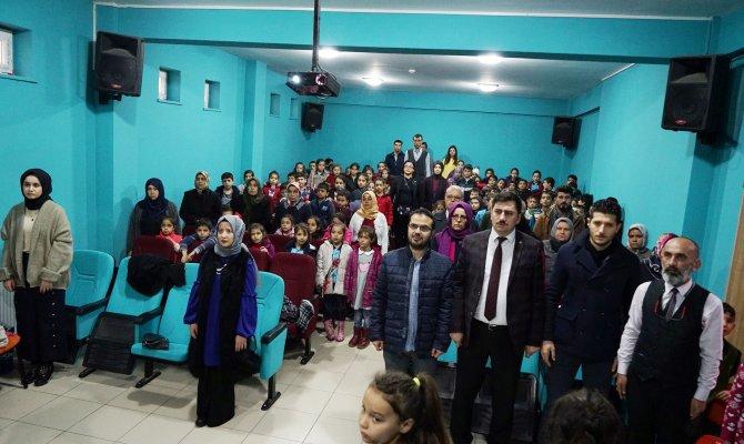 Kahramanmaraş'ta farkındalık programı düzenlediler