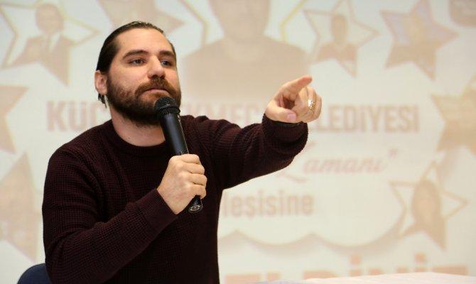 Ceyhun Fersoy, samimi açıklamalarda bulundu.