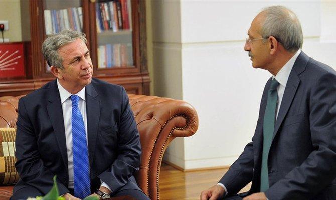 Kritik görüşme! CHP Genel Başkanı Kılıçdaroğlu ile Mansur Yavaş
