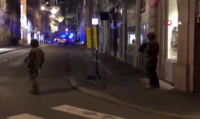 Fransa'da olaylar bitmek bilmiyor!
