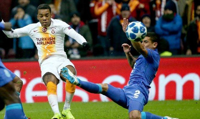 Galatasaray UEFA Avrupa Ligi'ne kaldı