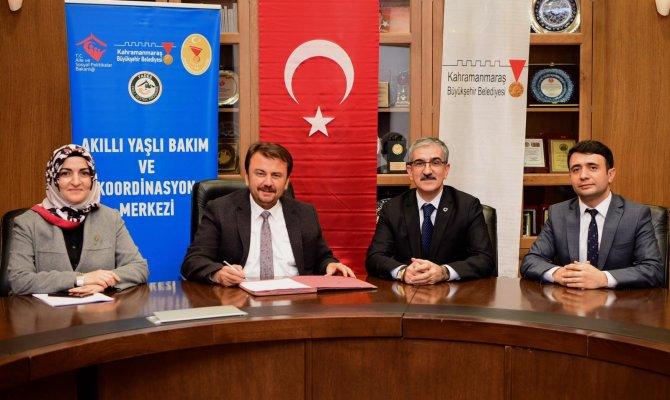 Manevi Evlat Butonu Proje sözleşmesi imzalandı