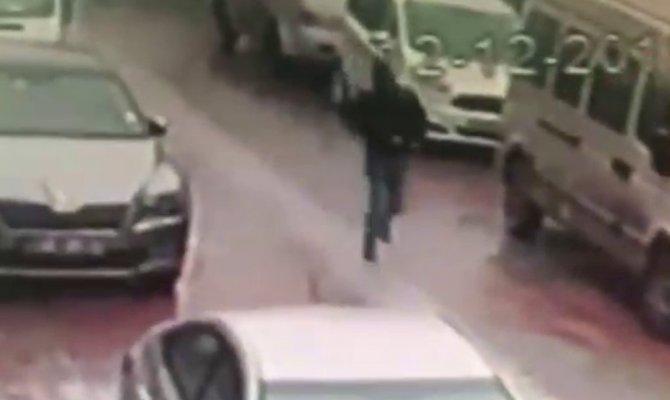 Ak partili meclis üyesine silahlı saldırının ardından böyle kaçtı
