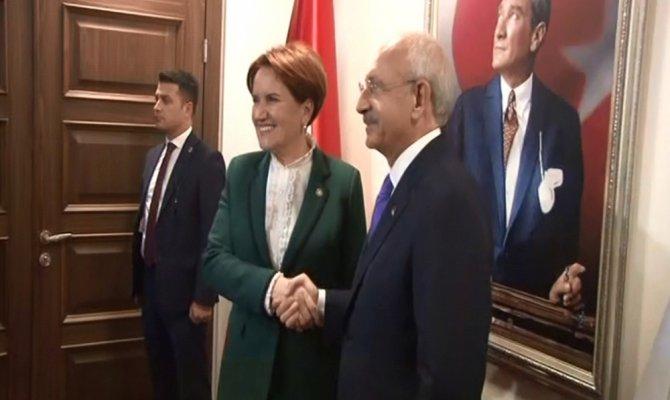 CHP ile İYİ Parti anlaştı! ''Güzel bir anlaşma oldu'' dendi