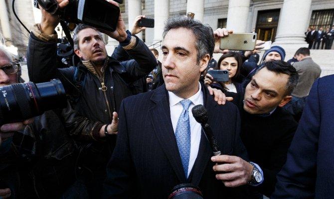 Trump'ın eski avukatı Cohen'e hapis cezası