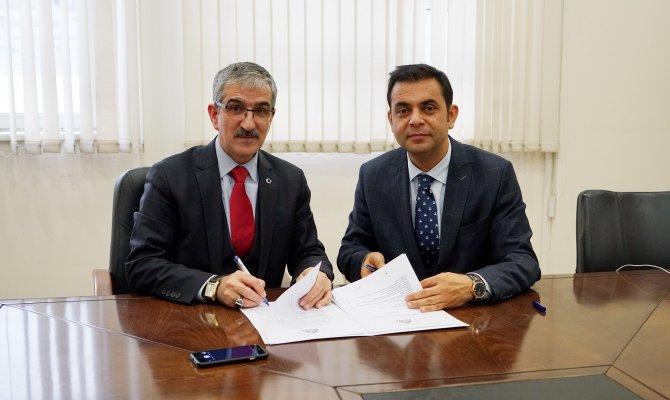 'Akıllı Şehir Teknik Destek Sözleşmesi' imzalandı
