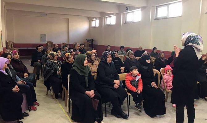 Büyükşehir Belediyesi 633 öğrenci 325 veliye eğitim verdi