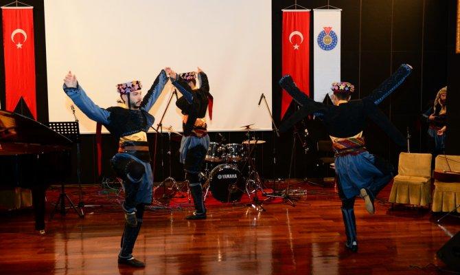 Güzel Sanatlar Bölümü Yıl Sonu Gösterisi düzenledi