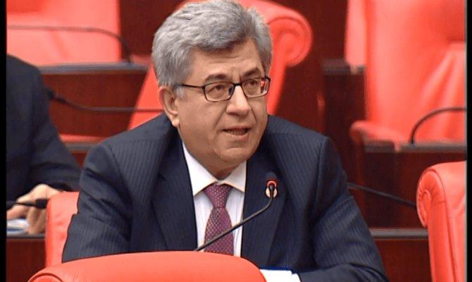 Milletvekili Sefer Aycan, TBMM'de Kahramanmaraş'ın çevre kirliliğine tepki gösterdi