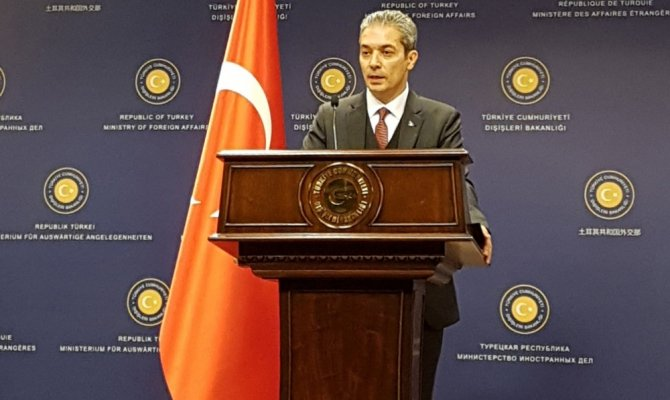Sözcü Aksoy, Sınır ötesi Operasyonlarda Kararlıyız