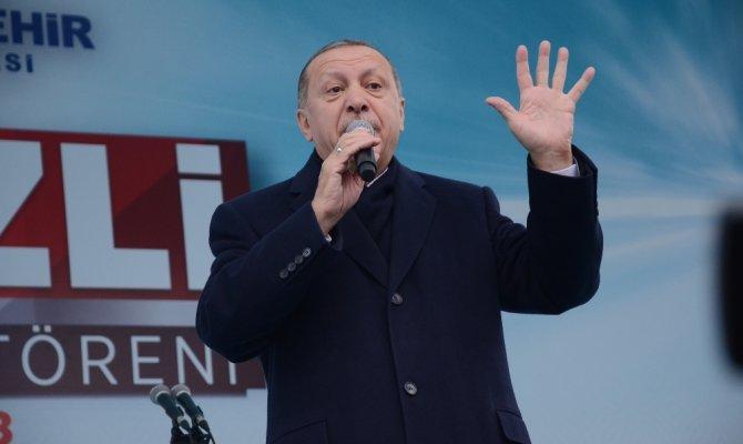 """Erdoğan sert çıktı: """"Bunun bedelini sizlere çok ağır ödetiriz''"""