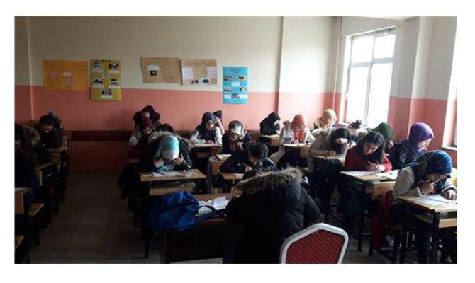 Afşin'de AGD tarafından Siyer-i Nebi Yarışması yapıldı