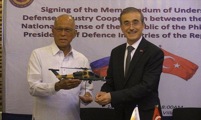 Türkiye ile Filipinler arasında imzalandı! Atak helikopteri yolcu