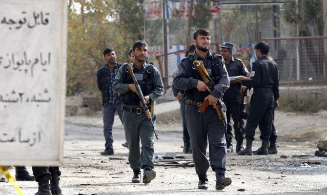 Afganistan'da öldürüldü tam 55 tane!