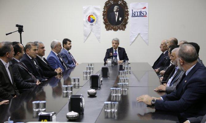 Kahramanmaraş STK'ları Kardeşlik Bildirisi Yayınladı
