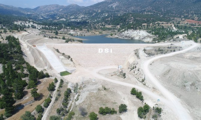 Devlet Su İşlerinden dev yatırımlar