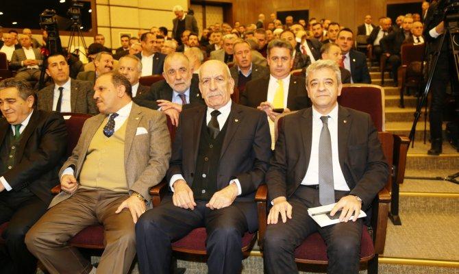 KMTSO Başkanı Zabun İş Dünyası İstişare Toplantısı'na katıldı