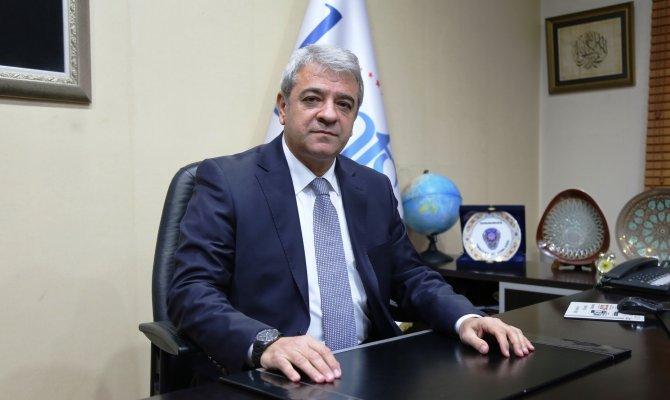 KMTSO Başkanı Serdar Zabun, Kahramanmaraş 2018 yılında büyüdü