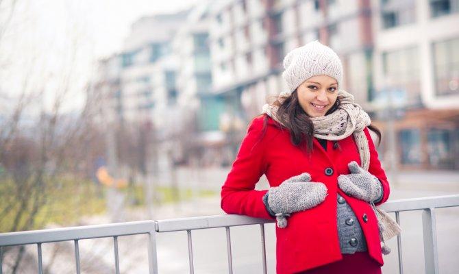 Kışın Sağlıklı Bir Hamilelik İçin 12 Öneri