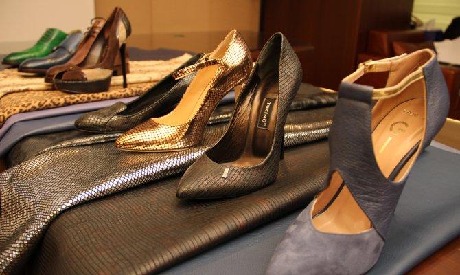 Türk ayakkabıları İtalya'da görücüye çıkıyor
