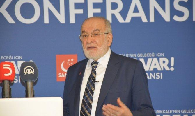 """Karamollaoğlu: """"Dünya'nın en stratejik ülkesi Türkiye'dir"""""""