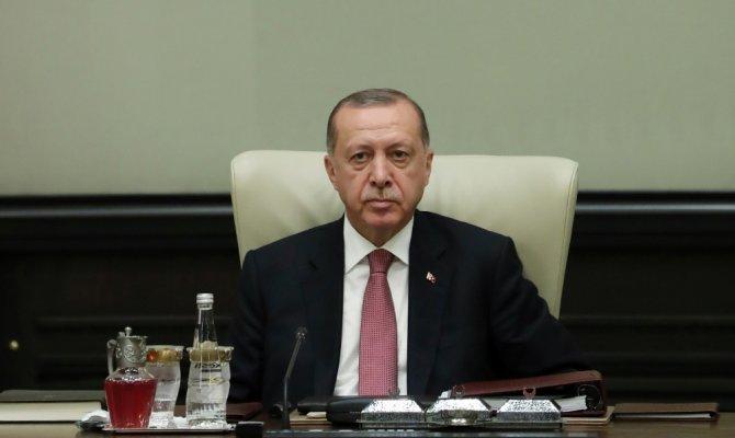Erdoğan kabineyi topladı