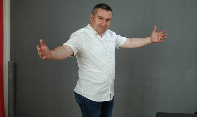 Hayata Gülümseyen Adam Anadolu'yu dolaşıyor