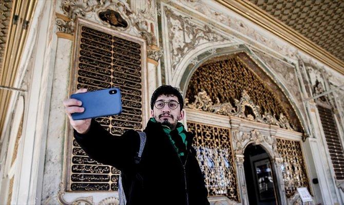 Topkapı Sarayı'na ziyaretçi akını