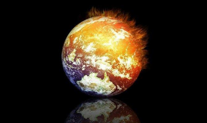 Dünya yüzeyi ortalama 2,09 derece olarak belirlendi